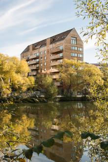 Martinsons vill ta fram ny norm som gör det möjligt att bygga ännu högre hus i trä