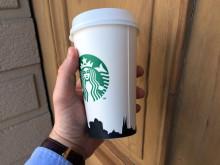 Starbucks till Uppsala