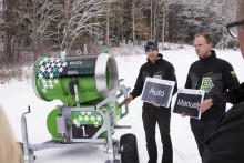 Nytt Eskilstunaprojekt ska ge snö åt alla