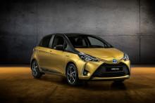 Nya Toyota Yaris Y20: En jubilerande 20-åring
