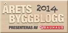 Dags att rösta fram Årets Byggblogg