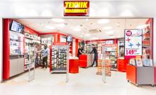 Teknikmagasinet åpner konseptbutikk