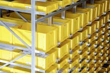 """SSI Schäfer utsedd till """"Best Logistics Brand"""" i kategorin förvaringslådor"""