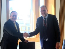 Lilleholt indgår nyt samarbejde med Skotland om fjernvarme og energieffektivitet i bygninger