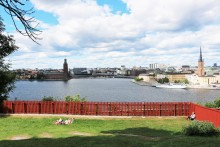 Picknick i Stockholm