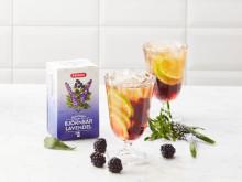 Med smak av sommaren - nytt ekologiskt te från Friggs