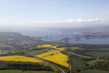 From the Forth Rail Bridge to the Queensferry Crossing
