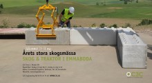 C3C på  Skog & Traktor i Emmaboda