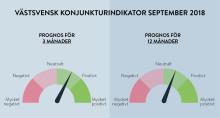 Trots osäkerheten efter valet – fortsatt optimism hos företagen i Västsverige
