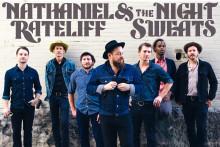 Nathaniel Rateliff & The Night Sweats bringer deres forrygende blanding af vintage soul, blues og folkrock til VEGA