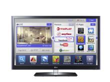 LG Smart TV tuo selaimen, Plex-tuen ja paikalliset lisäpalvelut olohuoneeseen