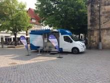 Beratungsmobil der Unabhängigen Patientenberatung kommt am 15. März nach Hameln.