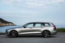 Volvo V60 är Sveriges populäraste bil