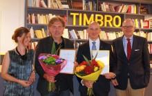 Försvarsbloggaren Wiseman och författaren Per Brinkemo får PJ-priset 2016