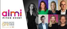 Årets vassa investerarpanel på Almi Pitch Event