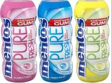 Friska smaker i fiffig förpackning, Conaxess Trade lanserar Mentos Gum Pocket Bottle