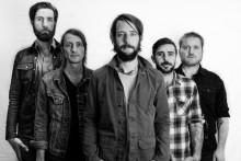 "Sverigeaktuella Band of Horses släpper nya albumet ""Mirage Rock"""