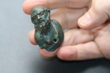 Fordrukken romersk sengekammerat fundet på Falster