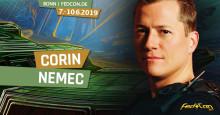 FedCon 28: Corin Nemec - der Stargate-Hauptdarsteller live in Bonn