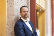 Joel Lybert – new CEO at Zander & Ingeström