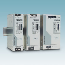 Configurable power supply for highest system availability