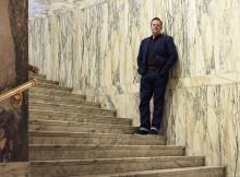 Matt Smith – ny professor  i konsthantverk