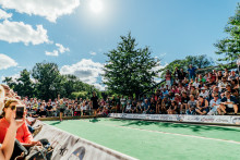 Boulefestival i Rålambshovsparken hela helgen