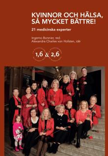 Kvinnor och Hälsa. Ny bok!