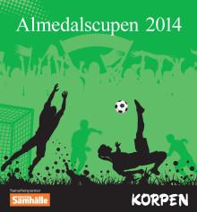 Partierna gör upp på fotbollsplanen i Almedalscupen