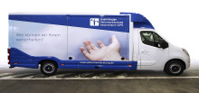 Beratungsmobil der Unabhängigen Patientenberatung kommt am 21. März nach Bad Wildungen.