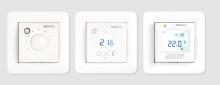 Uppdaterade termostater från Ebeco