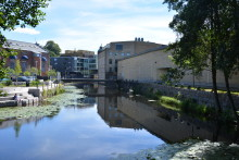 Riksbyggen bygger nya bostäder vid gamla Borås Wäfverier