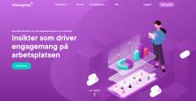 Snabbväxande HR-techbolaget får ny grafisk identitet