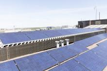 Etera hyödyntää aurinkoenergiaa