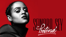 Seinabo Sey LET'S PRETEND TOUR 2016