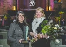PLÅTPRISET 2020 till White för Nya akutvårdsbyggnaden vid Danderyds sjukhus