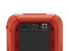 Φορητό ξεφάντωμα με τα ισχυρά  EXTRA BASS™ ηχεία από τη Sony