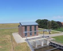 DOYMA-Referenz: Küstenschutz heißt Deichschutz - Sanierung des Schweiburger Siels