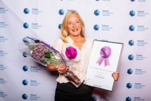 Scandic best in class in human resource management – Lena Bjurner named Nordic HR Director of the year