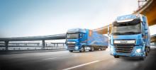 Färska siffror visar: DAF nu näst största importören av tunga lastbilar