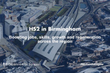 HS2 Birmingham HQ officially opened