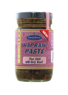 Santa Maria först med Kapraw Paste