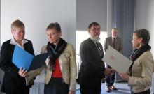Neue Professoren für die Fachbereiche Ingenieur- und Naturwissenschaften (INW) sowie Wirtschaft, Informatik, Recht (WIR) berufen