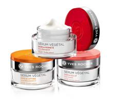 Älskad hudvård bakom succélansering! Nya Sérum Végétal i varannan leverans från Yves Rocher
