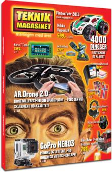 4000 dingser i Teknikmagasinets nye katalog