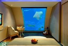 5-stjärnig lyx på havets botten :: Bo i din favoritfärg :: Asiens bästa hotell