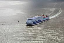 Stena Line minskar utsläppen drastiskt med världens första metanoldrivna fartyg