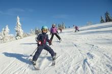 Tidig snö och spännande vinternyheter i Hafjell och Kvitfjell