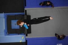 Finallagen i truppgymnastik klara