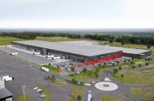 Bockasjö och Swedavia hyr ut 46 000 kvm till Postnord TPL vid Göteborg Landvetter Airport